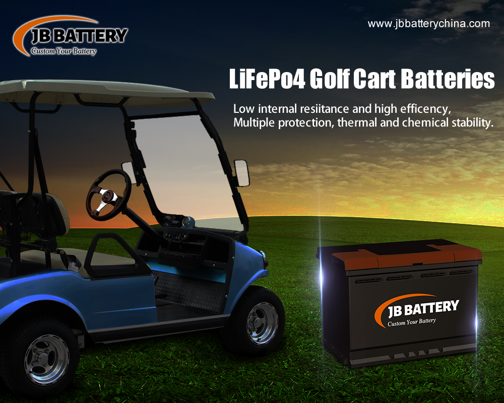 Quanto costa una batteria per carrelli da golf agli ioni di litio?